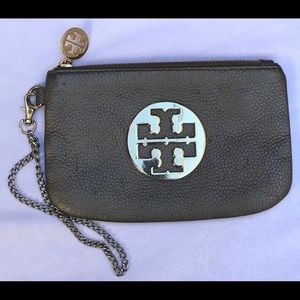 Tory Burch mini wallet leather